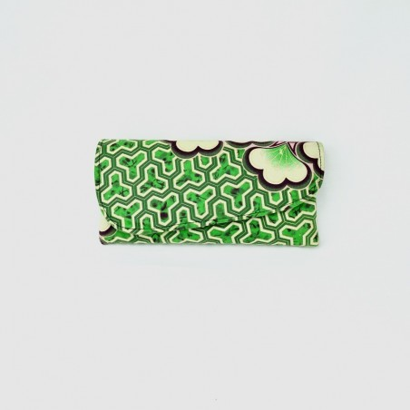 Large Kitenge Fabric Clutch