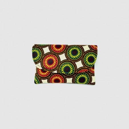 Small Kitenge Fabric Clutch