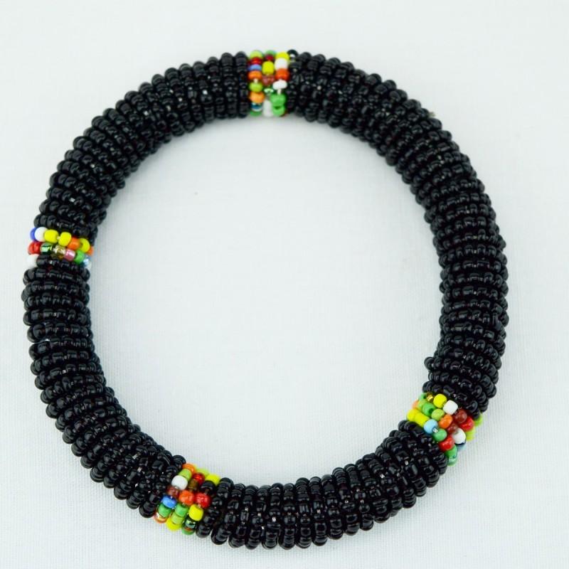 Black Maasai Bracelet