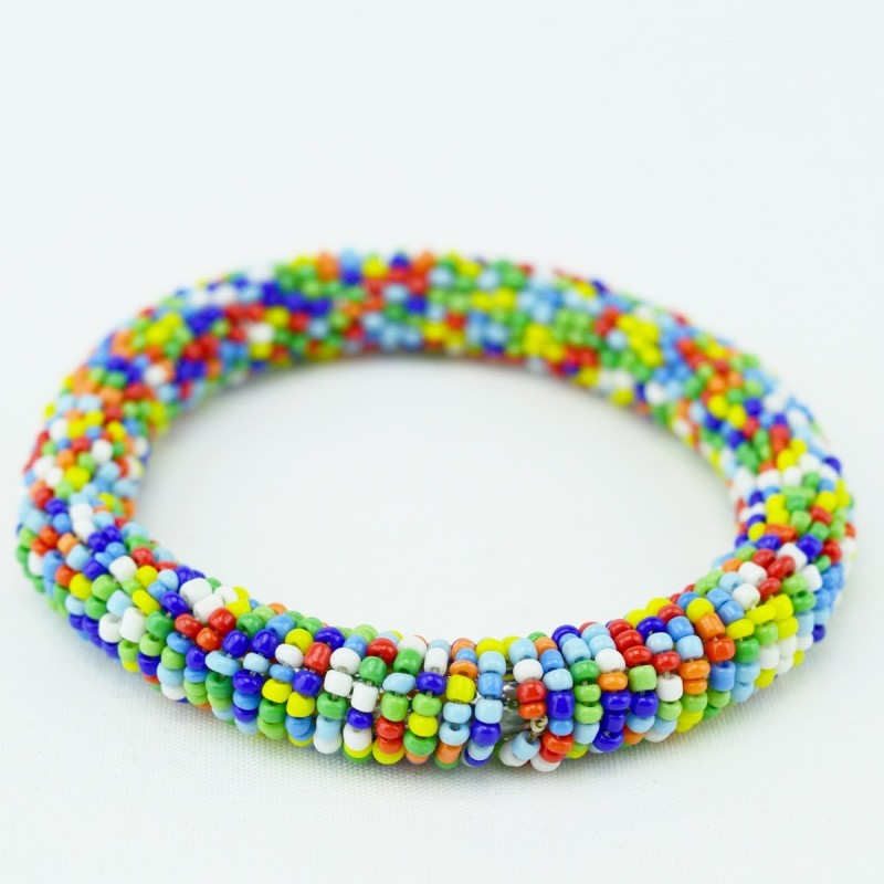 Multi Color Maasai Bracelet