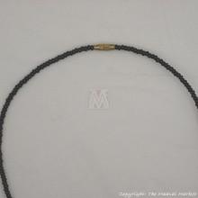 Brown/White Cow bone Choker Necklace