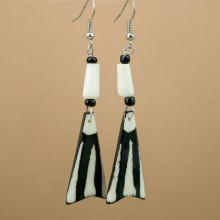 Milia Bone Earrings 649