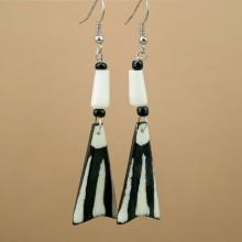 Milia Bone Earrings 649