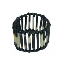 Porcupine Quill Maasai Bead Bracelet