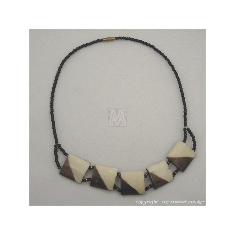 Cow bone Choker Necklace