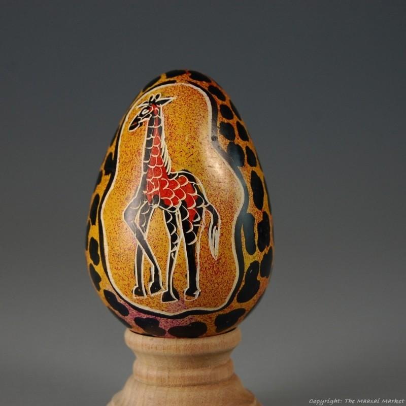 Giraffe Kisii Soapstone...