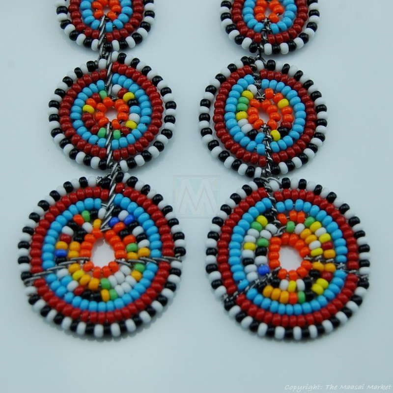 Maasai Multi Color 267-105
